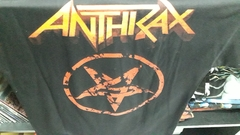 Remera Anthrax - Fight Em Til You Can't - comprar online