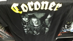 Remera Coroner - Punishment for Decadence - comprar online