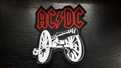 Parche - AC/DC For Those About to Rock - We Salute You Bordado