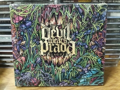 The Devil Wears Prada - Plagues CD + DVD