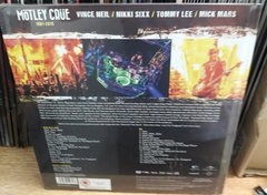 Motley Crue - The End Live In Los Angeles Deluxe Edition DVD Blu - Ray  & CD - comprar online