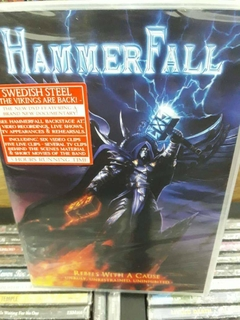 Hammerfall - Rebels With A Cause DVD