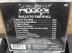 Accept - Balls To The Wall - comprar online