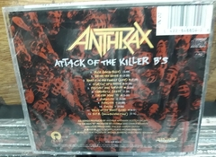 Anthrax - Attack Of The Killer B's - comprar online
