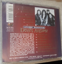 Atomic Rooster - Devil's Answer - comprar online