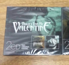 Bullet For My Valentine - Scream Aim Fire - Fever 2 CD´S