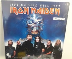 Iron Maiden - Raising Hell 1993
