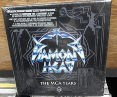 Diamond Head - The MCA Years Borrowed  Time Canterbury Live 3 CD´S