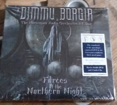 Dimmu Borgir - Forces Of The Northern Night 2 CD´S + 2 DVD´S