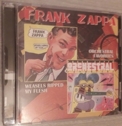 Frank Zappa - Weasels Ripped My Flesh / Orchestral Favorites