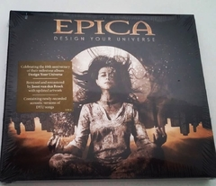 Epica - Desing Your Universe Gold Edition 2 CD´S