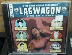 Lagwagon - Live In A Dive