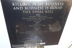 Megadeth - Killing Is My Business... And Business Is Good 35th Anniversary 2 LP´S - comprar online