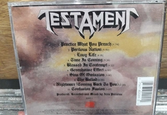 Testament - Practice What You Preach - comprar online