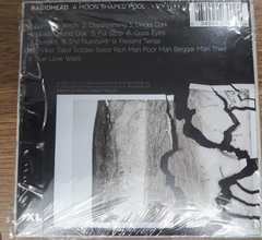 Radiohead  - A Moon Shaped Pool - comprar online