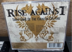 Rise Against - Siren Song Of The Counter Culture - comprar online