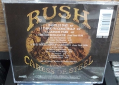 Rush - Caress Of Steel - comprar online