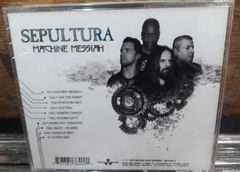 Sepultura - Machine Messiah - comprar online