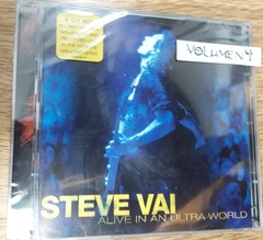 Steve Vai - Alive In An Ultra World 2 CD´S