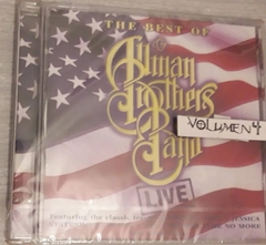 The Allman Brothers Band - Best Of Live