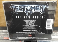 Testament - The New Order en internet