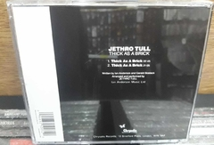 Jethro Tull - Thick As A Brick - comprar online