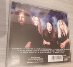 Vicious Rumors - Something Burning - comprar online