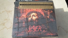Slayer - Repentless CD + BLU RAY Digipack