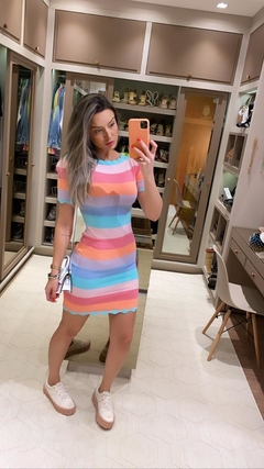 VESTIDO JESSICA NEW COLORS