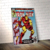 PLACA DECORATIVA GEEK - MARVEL IRON MAN HOME DE FERRO