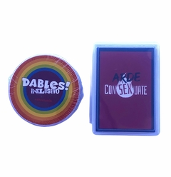 COMBO Dables! INCLUSIVO + ARDE ConSEXuate