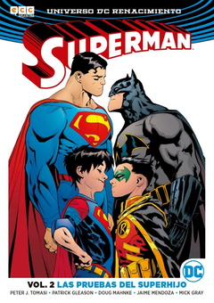 DC - Superman vol. 2: Las pruebas del Superhijo