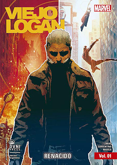 Marvel - Viejo Logan vol. 1: Renacido