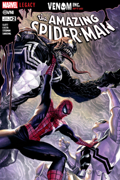 Marvel Legacy - The Amazing Spider-Man vol. 2