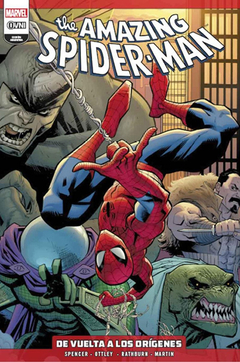 Marvel - The Amazing Spider-Man: De vuelta a los orígenes