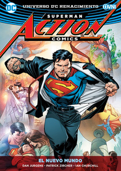 DC - Superman Action Comics vol. 4: El nuevo mundo