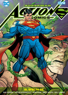 DC - Superman Action Comics vol. 5: El efecto oz