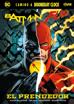 DC - Batman/Flash: El prendedor