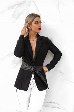 Blazer Black na internet