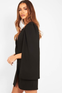 Blazer Dress Black na internet