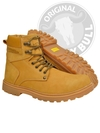 Bota Adventure Caatinga Cano Alto Yellow Cód. 000203