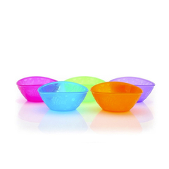 Bowls apilables de colores en internet