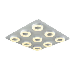 Plafón VENICE 60 LED 60W  Dimerizable