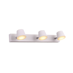 Aplique CANO 3 Luces LED 18W 220V