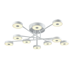 Plafón LED Medusa 70 53W Dimerizable