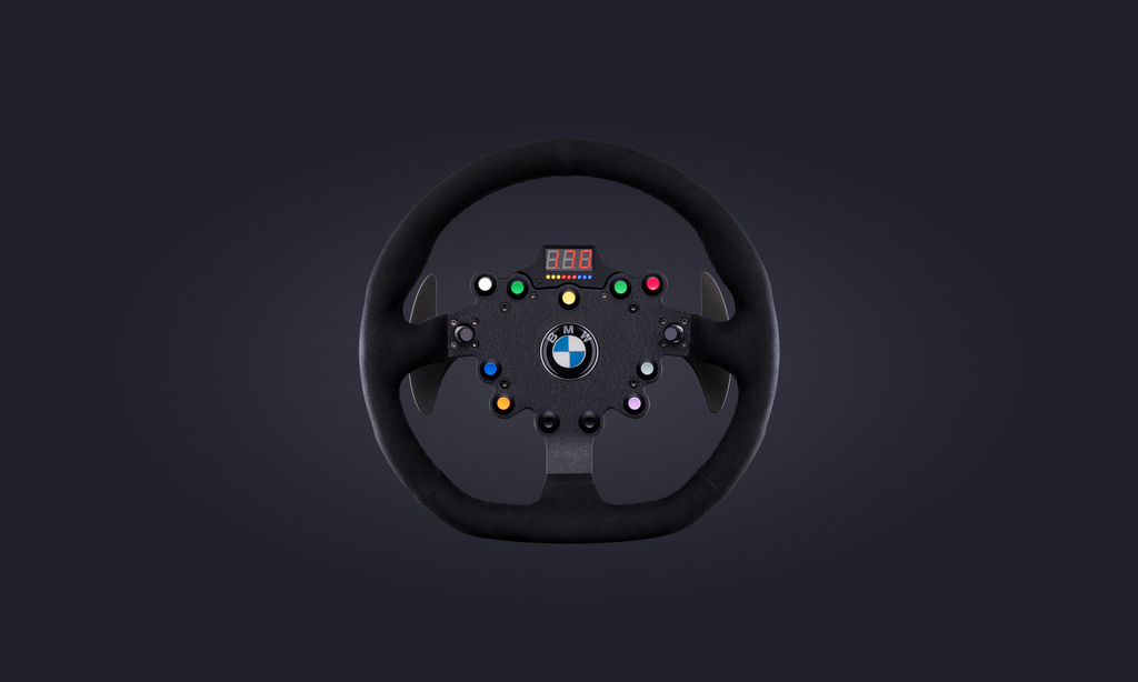 Volante Fanatec Clubsport Steering Wheel Bmw Gt2 Ps4 Ps5 Pc