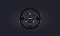 VOLANTE FANATEC CLUBSPORT STEERING WHEEL BMW GT2  - PS4/PS5/PC