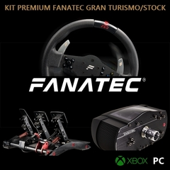 KIT PREMIUM FANATEC GRAN TURISMO/STOCK - XBOX/PC