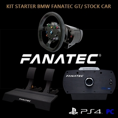 KIT STARTER BMW GT FANATEC GRAND TURISMO/ STOCK CAR - PS4/PS5/PC