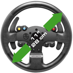 THRUSTMASTER TMX PRO FORCE FEEDBACK - XBOX/PC - Racing Wheel Brasil